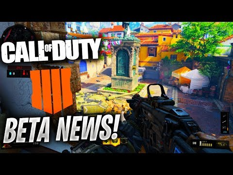 BLACK OPS 4 EARLY BETA NEWS! (COD Black Ops 4 Beta Dates + HOW TO PLAY BLACK OPS 4)