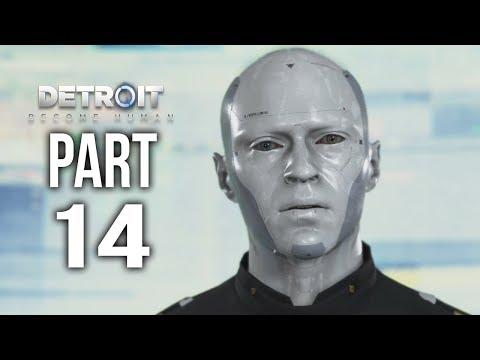 DETROIT BECOME HUMAN Gameplay Walkthrough Part 14 | Markus' DEMANDS