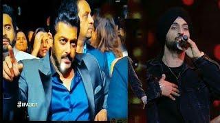 Diljit Dosanjh official IIFA Award 2017 performance | Salman Khan Alia Bhatt Dancing