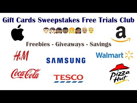 NEW!!! 2018 method to get Gift Cards for FREE | 🤑👍 Best and Easiest way | Amazon Xbox and MORE! 💟