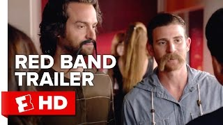 Flock of Dudes Official Red Band Trailer 1 (2016) - Chris D