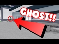 THE GHOST IS BACK IN THE PRISON!! | Roblox (Prison Life)