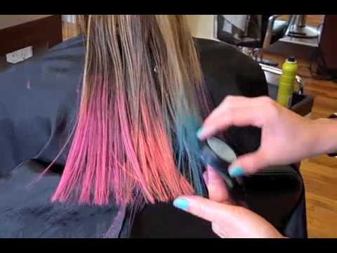 Color Bug Hair Chalk