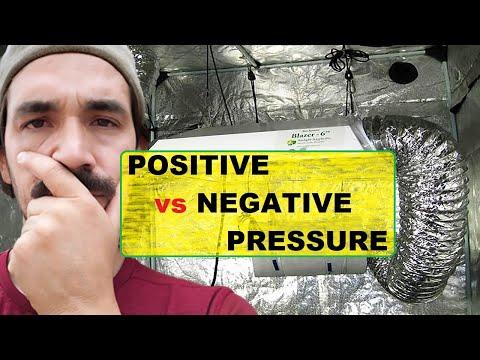 Positive Pressure verse Negative Pressure Ventilation