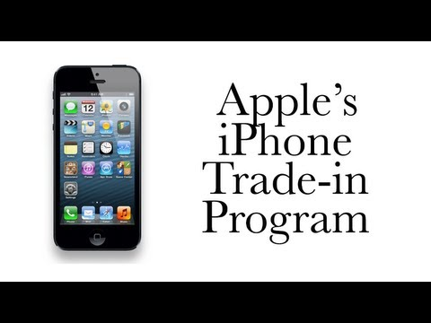 Apple's iPhone Trade-In Program & Other Options