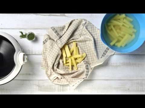 Tefal Actifry - French Fries With Dill