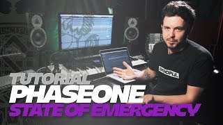 TUTORIAL - PhaseOne Breaks Down State of Emergency