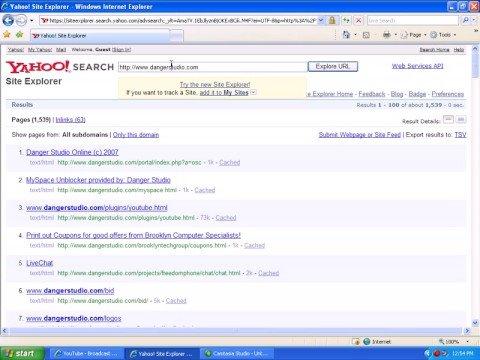 Tutorial - View Hidden Website Directories