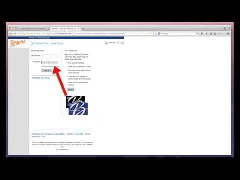 Boscov's Pay Bill Online through - www.HRSAccount.com/Boscovs