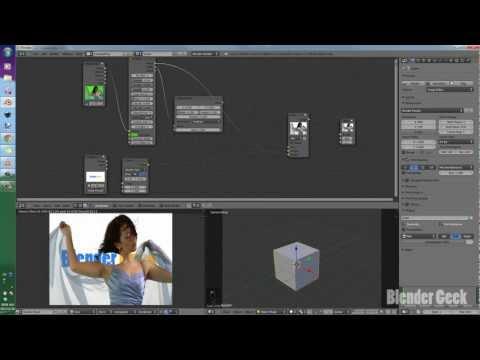 Tutorial: Greenscreening in Blender