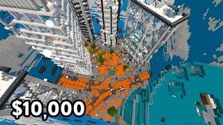 Last to Survive Raining TNT wins $10,000 - Challenge