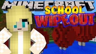 Minecraft School - CLASS WIPEOUT TOURNAMENT!