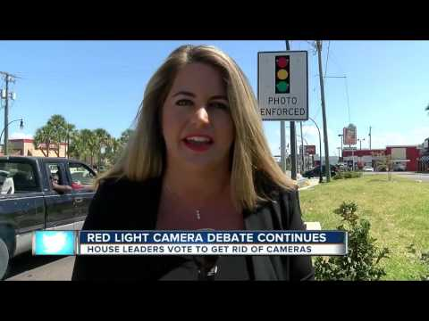 Red Light cameras could be nixed in Florida