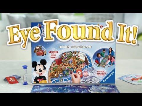 Ravensburger Disney Eye Found It Game 2017