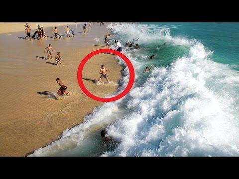 серьезные, немного реальное видео на море все
