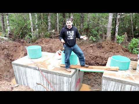 Install your own septic system #2