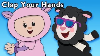 D Is for Dance | Clap Your Hands + More | Mother Goose Club Phonics Songs