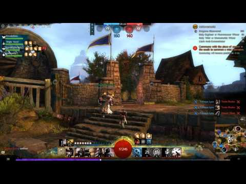 Guild Wars 2 Daily PvP 2016 12 11 Thief 1