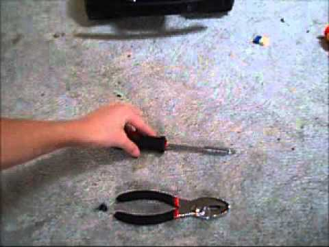 how to make a rc truck plow