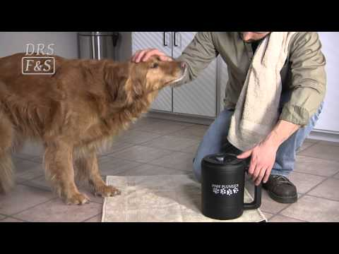 Paw Plunger® Paw Cleaner | DrsFosterSmith.com
