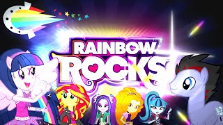 Ladix Reacts - Rainbow Rocks