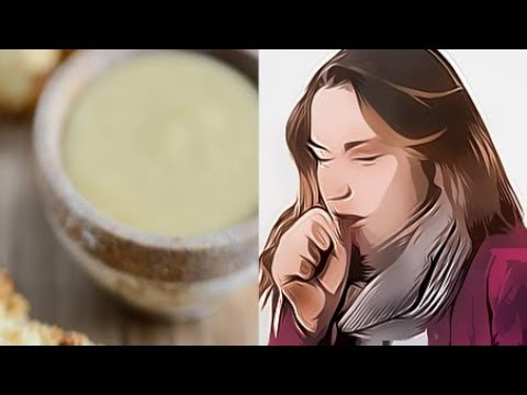 You Will Never Suffer From Cough Or Bronchitis Again – Natural Remedy