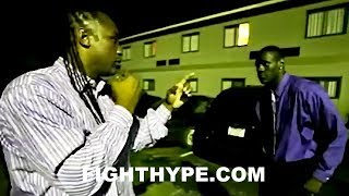 LENNOX LEWIS SCHOOLS DEONTAY WILDER OVER MIKE TYSON DISS; TELLS HIM TALK IS CHEAP, THERE