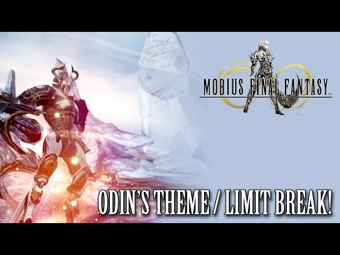 Mobius Final Fantasy OST Odin Theme ( Limit Break! )