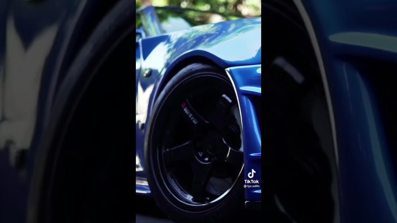 Nissan skyline R34 😩