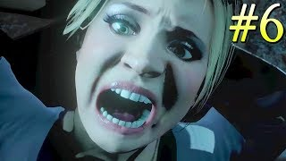 She had it coming.... 💀 UNTIL DAWN - Part 6