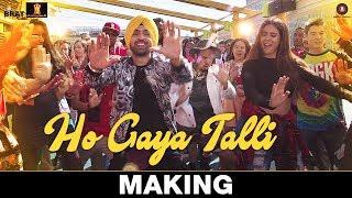Ho Gaya Talli - Making | Super Singh | Diljit Dosanjh & Sonam Bajwa | Jatinder Shah