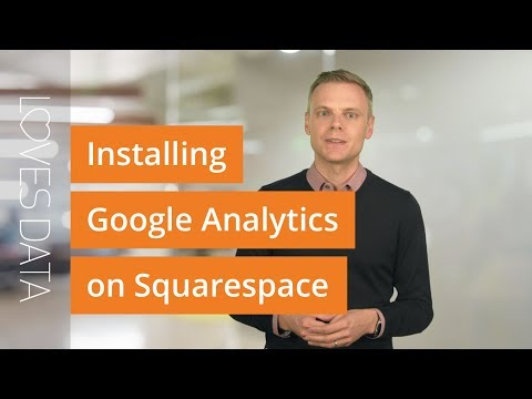 Tutorial // Installing Google Analytics on Squarespace