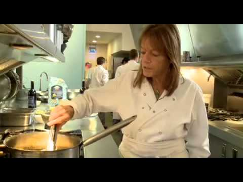 Fried zucchini flowers recipe