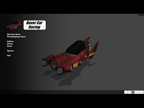 WIP - Gamemode - Hover Car Racing