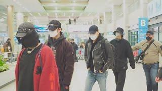 200225 몬스타엑스(MONSTA X)  2주만에 한국에 돌아왔어요
