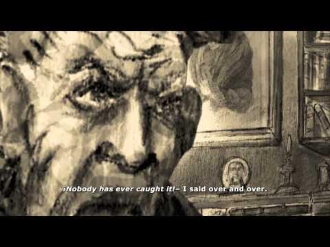 Animated Short Story - The European Mystery   English Subtitles