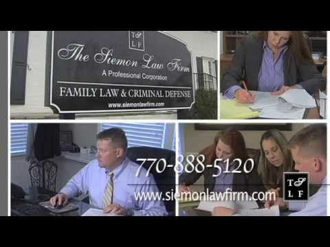 Siemon Law Firm, Georgia Family Attorneys