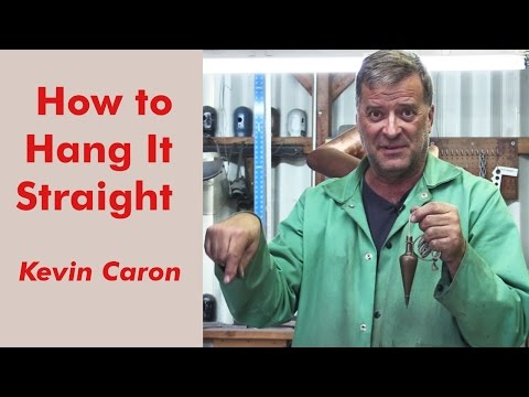 How Do You Make Something Stand Up Straight? - Kevin Caron