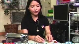 GN: Ang paggawa ng fashion accessories na gawa sa Polymer clay (031812)