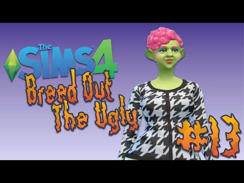 BOOK OF LIFE | Sims 4: Breed Out the Ugly Challenge #13