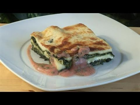 How To Cook Spinach And Ricotta Lasagne