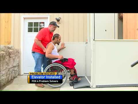 Companies step up for paralyzed KCK man