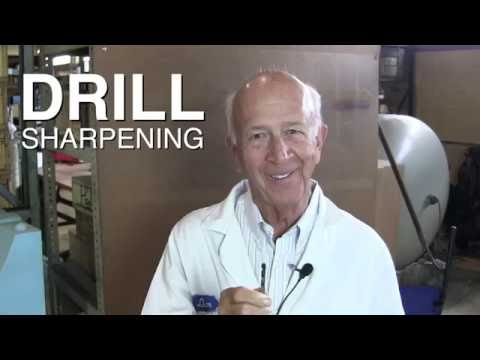 How To Sharpen A Twist Drill