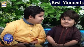 Umar Shah Best Moments - ARY Digital