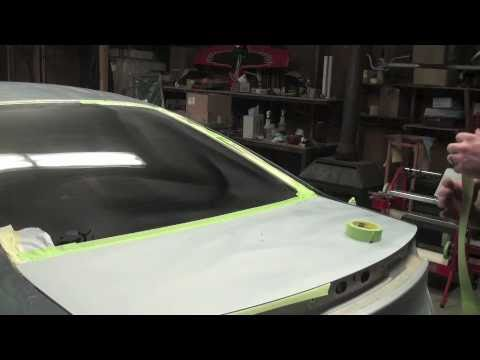 How to Paint your car in the garage. Full Color Change Part 6