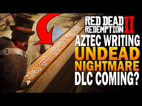 Blackwater Aztec Writing Mystery Solved! Undead Nightmare