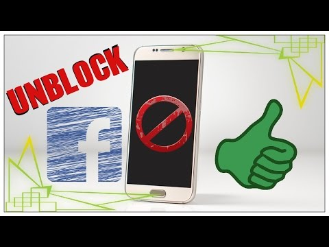 How To Unblock People On Facebook On Phone Using iPhone Or Android 2017