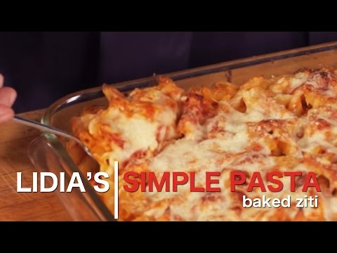 Simple Pastas: Baked Ziti