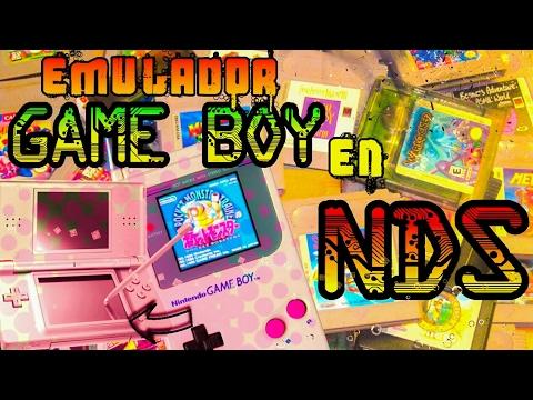 Emulador GAME BOY para NDS, M3 ds Real, el mejor emulador - almadgata