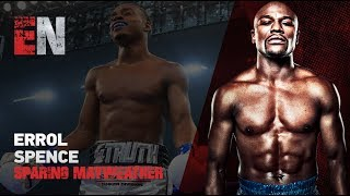 Download Errol Spence keeping it 100 about sparring floyd mayweather Video